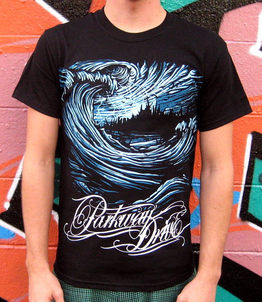 Parkway Drive - Wave