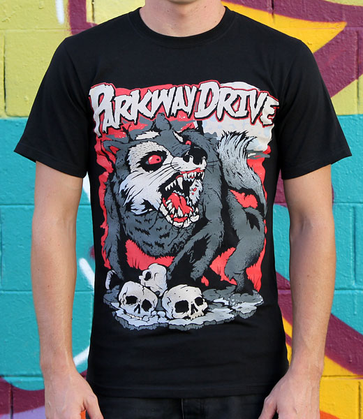 Parkway Drive - Wolf
