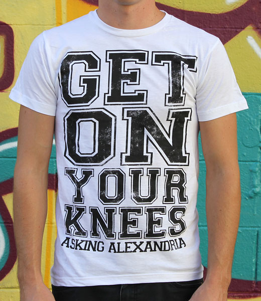 Asking Alexandria - Get On Your Knees Bro