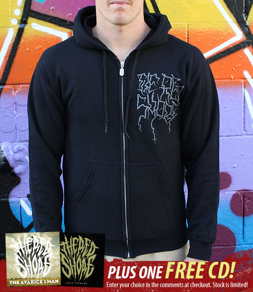 The Red Shore - Logo Hoodie