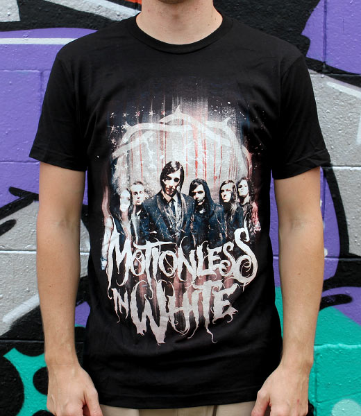Motionless In White - Full Band