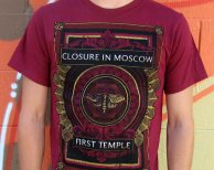 Closure In Moscow - First Temple