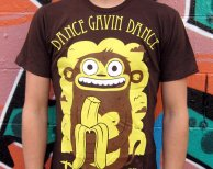 Dance Gavin Dance - Brown Monkey