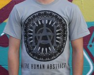 The Human Abstract - Black Pattern