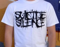 Suicide Silence - Pull White