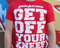 Asking Alexandria - Off Your Knees