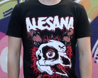 Alesana - Damaged Birdskull