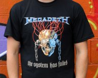 Megadeth - System Failed